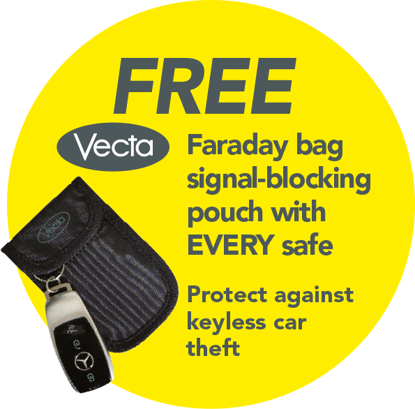 Free Faraday Bag